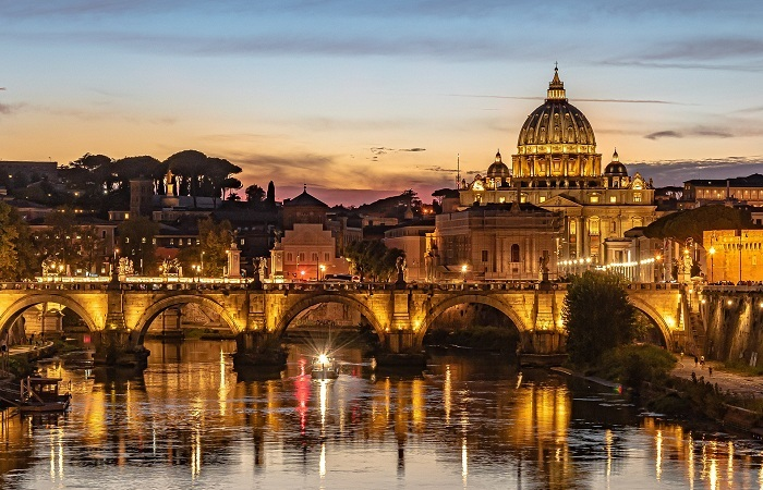 7 Must Places to Visit in Rome