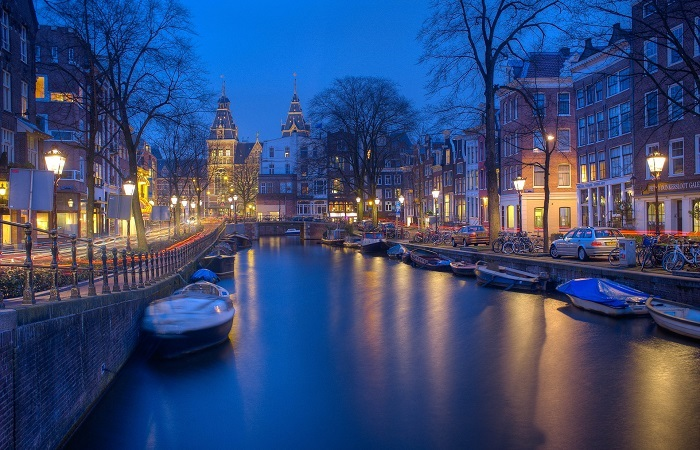 Popular Places To Visit in Amsterdam